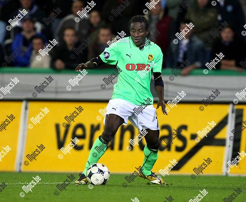 2008-10-02 / UEFA Cup / Club Brugge - BSC Young Boys / Seydou Doumbia (Ber)..Foto: Maarten Straetemans (SMB)