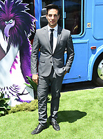 """10 August 2019 - Westwood, California - Vadhir Derbez. Sony's """"The Angry Birds Movie 2"""" Los Angeles Premiere held at Regency Village Theater.   <br /> CAP/ADM/BT<br /> ©BT/ADM/Capital Pictures"""