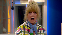 Amanda Barrie<br /> Celebrity Big Brother 2018 - Day 6<br /> *Editorial Use Only*<br /> CAP/KFS<br /> Image supplied by Capital Pictures
