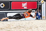 09.05.2015, Muenster, Schlossplatz<br /> smart beach tour, Supercup MŸnster / Muenster, Hauptfeld<br /> <br /> Abwehr Katrin Holtwick<br /> <br />   Foto &copy; nordphoto / Kurth