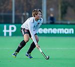 AMSTELVEEN - Teun Kropholler (Adam) tijdens de competitie hoofdklasse hockeywedstrijd heren, Pinoke-Amsterdam (1-1)   COPYRIGHT KOEN SUYK