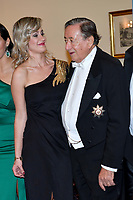 www.acepixs.com<br /> <br /> February 8 2018, Vienna<br /> <br /> Richard Lugner and Simona  attending the Vienna Opera Ball on February 8 2018 in Vienna, Austria<br />  <br /> By Line: Famous/ACE Pictures<br /> <br /> <br /> ACE Pictures Inc<br /> Tel: 6467670430<br /> Email: info@acepixs.com<br /> www.acepixs.com