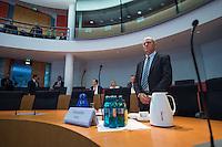 2015/06/17 Berlin | Politik | NSA-Untersuchungsausschuss