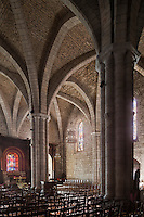 Europe/Europe/France/Midi-Pyrénées/46/Lot/Rocamadour: Cité religieuse -L'église Saint-Sauveur -  Patrimoine mondial UNESCO