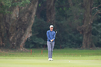 Paul Peterson (USA) on the 16th fairway during Round 3 of the UBS Hong Kong Open, at Hong Kong golf club, Fanling, Hong Kong. 25/11/2017<br /> Picture: Golffile | Thos Caffrey<br /> <br /> <br /> All photo usage must carry mandatory copyright credit     (&copy; Golffile | Thos Caffrey)