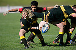Rawiri Trophy final - Premier 2 Championship, Papakura v Bombay. Papakura won 24 - 16. Counties Manukau club rugby finals played at Growers Stadium, Pukekohe, 24th of June 2006.