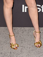LOS ANGELES, CALIFORNIA - JANUARY 06: Karen Gillan attends the Warner InStyle Golden Globes After Party at the Beverly Hilton Hotel on January 06, 2019 in Beverly Hills, California. <br /> CAP/MPI/IS<br /> &copy;IS/MPI/Capital Pictures