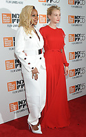 "NEW YORK, NY - OCTOBER 12: Carey Mulliganl and Mary J. Blige attend the 55th NYFF World Premiere of ""Mudbound"" at Alice Tully Hall on October 12, 2017 in New York City. Photo Credit: John Palmer/MediaPunch"