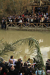 Qasr al Yahud, Syrian Orthodox Church celebrates the Feast of Theophany at the place of Jesus' baptism by John the Baptist