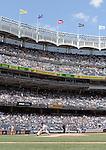 Masahiro Tanaka (Yankees), JULY 23, 2015 - MLB : New York Yankees starting pitcher Masahiro Tanaka catches the ball during a baseball game against the Baltimore Orioles at Yankee Stadium in New York, United States. (Photo by AFLO)