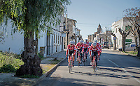 Team Trek-Segafredo Training Camp <br /> january 2017, Mallorca/Spain