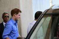 Rio de Janeiro 9 de Março de 2012 Principe Herry<br /> O principe Herry chegou hoje pela manhã no Rio de Janeiro, e ficou hospedado em um hotel no Leme, ás 13:00 saíu para almoçar em uma churrascaria na Zona Sul.<br /> (Guto Maia / Brazil Photo Press)