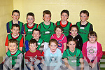SPA/FENIT/BARROW: Young Athletic from Spa/Fenit and Barrow Athletic Club who took part in the Community Games Athletics at the Green CBS Gym, Tralee on Saturday..    Copyright Kerry's Eye 2008