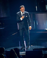 Luis Miguel performs at The Colosseum at Caesars Palace in Las Vegas, NV on September 13, 2012 Kabik/Starlitepics / Mediapunchinc /NortePhoto