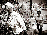 ajumma, ajeossi, ahjussi, korean, people, elders, name, mister, uncle, woman, man, south korea, respect, documentary, creative, haenyo, divers, community, generation