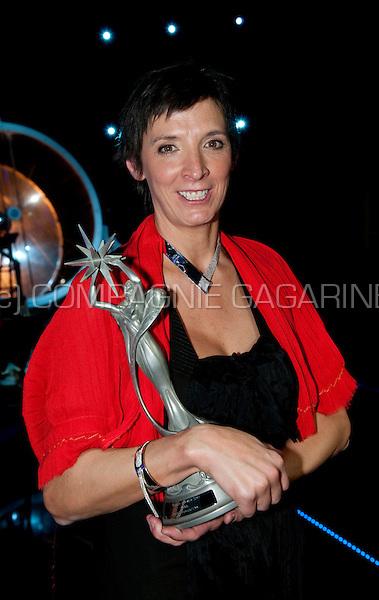 "Photo sessions with the award winners of the ""Nacht van de Vlaamse Televisiesterren"" in Hasselt (Belgium, 27/03/2009)"