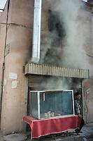 Kashi, Xinjiang Province, May 2014 - Bakery