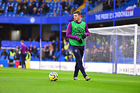 Aaron Cresswell during Chelsea vs West Ham United, Premier League Football at Stamford Bridge on 30th November 2019