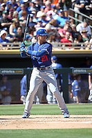 Trayce Thompson - Los Angeles Dodgers 2016 spring training (Bill Mitchell)