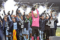 2013 MLS Cup Final, Sporting KC vs Real Salt Lake, December 7, 2013