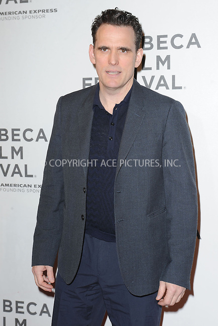 WWW.ACEPIXS.COM . . . . . .April 20, 2013...New York City... Matt Dillon attends the World Premiere of Sunlight Jr. at the Tribeca Film Festival  on April 20, 2013 in New York City.....Please byline: KRISTIN CALLAHAN - WWW.ACEPIXS.COM.. . . . . . ..Ace Pictures, Inc: ..tel: (212) 243 8787 or (646) 769 0430..e-mail: info@acepixs.com..web: http://www.acepixs.com .