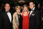 From left: David and Jaime Dilger with Megan Dilger and Connor Wiginton at the Trees for Hope Gala at the Omni Hotel Friday Nov.13, 2015.(Dave Rossman photo)
