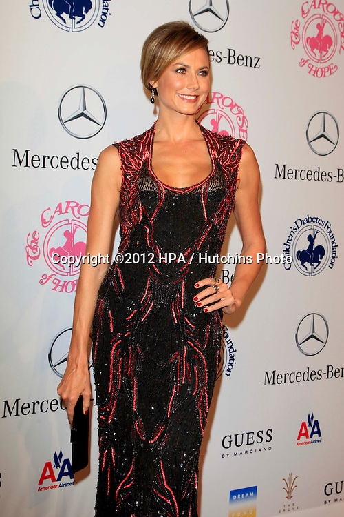 LOS ANGELES - OCT 20:  Stacy Keibler arrives at  the 26th Carousel Of Hope Ball at Beverly Hilton Hotel on October 20, 2012 in Beverly Hills, CA