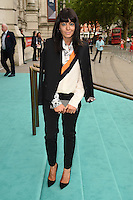 Claudia Winkleman<br /> arrives for the V&amp;A Summer Party 2016, South Kensington, London.<br /> <br /> <br /> &copy;Ash Knotek  D3135  22/06/2016