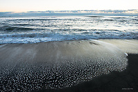 Beach and Surf, Olympic National Park, Washington