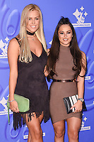 Chloe Meadows and Courtney Green<br /> celebrating the winners in this year&rsquo;s National Lottery Awards, the search for the UK&rsquo;s favourite Lottery-funded projects.  The glittering National Lottery Stars show, hosted by John Barrowman, is on BBC One at 10.45pm on Monday 12 September.<br /> <br /> <br /> &copy;Ash Knotek  D3151  09/09/2016