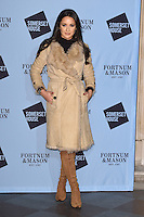 Roxie Nafousi<br /> at the launch of the Skate at Somerset House ice rink, London.<br /> <br /> ©Ash Knotek  D3199  16/11/2016