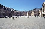 Versailles Courtyard