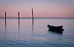Washington,Bellingham. Dawn on Bellingham Bay.