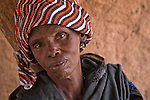 Anta, an elderly Fulani woman from the village of Bele Kwara in southwestern Niger, has walked ten or so kilometers to attend the weekly market in Torodi.