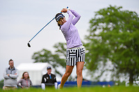 So Yeon Ryu (KOR) watches her tee shot on 3 during the round 2 of the KPMG Women's PGA Championship, Hazeltine National, Chaska, Minnesota, USA. 6/21/2019.<br /> Picture: Golffile | Ken Murray<br /> <br /> <br /> All photo usage must carry mandatory copyright credit (© Golffile | Ken Murray)