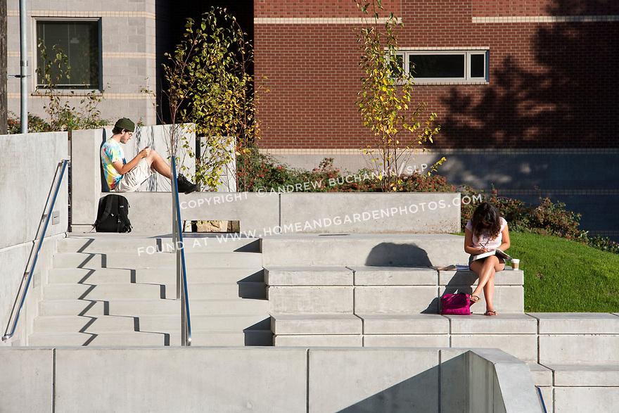 Seattle University's, Lemieux Library and McGoldrick Learning Commons, Seattle, WA