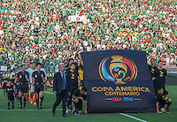 Action photo during the match Mexico vs Jamaica Corresponding to  Group -C- of the America Cup Centenary 2016 at Rose Bowl Stadium.<br /> <br /> Foto de accion durante el partido Mexico vs Jamaica, Correspondiente al Grupo -C- de la Copa America Centenario 2016 en el Estadio Rose Bowl, en la foto: Vista General<br /> <br /> <br /> 09/06/2016/MEXSPORT/David Leah