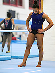 BG Media Day Lilleshall 15.10.15 .Open training session ahead of the World Championships in Glasgow.Rebecca Downie
