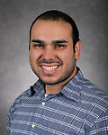 IanRios, College of Science and Health, Clinical Assistant Lecturer. (DePaul University/Jamie Moncrief)