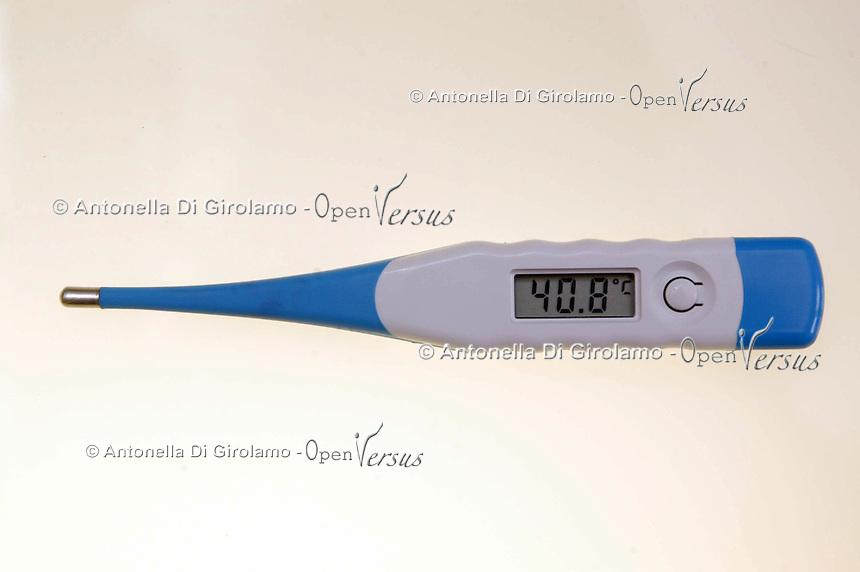 Termometro. Thermometer....