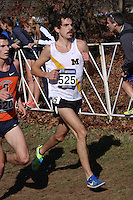 Missouri senior Max Storms runs to a 56th place finish in 30:23 for 10k at the NCAA Division I Cross Country National Championships in Louisville, KY, Saturday, November 17.