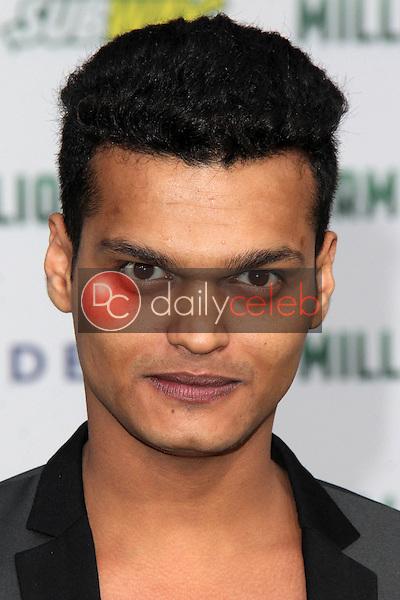"""Madhur Mittal<br /> at the """"Million Dollar Arm"""" World Premiere, El Capitan, Hollywood, CA 05-06-14<br /> David Edwards/Dailyceleb.com 818-249-4998"""