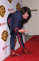 29 March 2017 - Las Vegas, NV - Ezra Miller. 2017 Warner Brothers The Big Picture Presentation at CinemaCon at Caesar's Palace.  Photo Credit: MJT/AdMedia