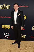 """LOS ANGELES - FEB 29:  Gennady Golovkin at the """"Andre The Giant"""" HBO Premiere at the Cinerama Dome on February 29, 2018 in Los Angeles, CA"""