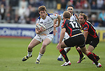 Brendan Macken.RaboDirect Pro 12.Newport Gwent Dragons v Leinster..05.05.12.©Steve Pope-Sportingwales