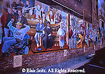 Susquehanna Valley, PA, Mural, Williamsport