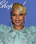 PALM SPRINGS, CA - JANUARY 02: Actress/singer/songwriter Mary J. Blige arrives at the 29th Annual Palm Springs International Film Festival Film Awards Gala at Palm Springs Convention Center on January 2, 2018 in Palm Springs, California.