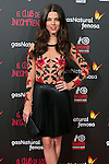 """Juana Acosta attend the Premiere of the movie """"El club de los incomprendidos"""" at callao Cinema in Madrid, Spain. December 1, 2014. (ALTERPHOTOS/Carlos Dafonte)"""