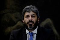 Roma, 19 Luglio 2018<br /> Roberto Fico<br /> Camera dei Deputati, Cerimonia del Ventaglio.