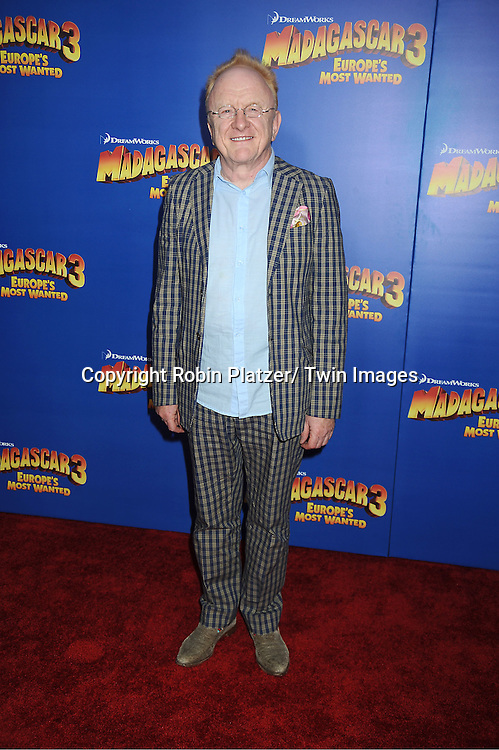 "Peter Asher attends the ""Madagascar 3:  Europe's Most Wanted""  New York Premiere on June 7, 2012 at The Ziegfeld Theatre in New York City."